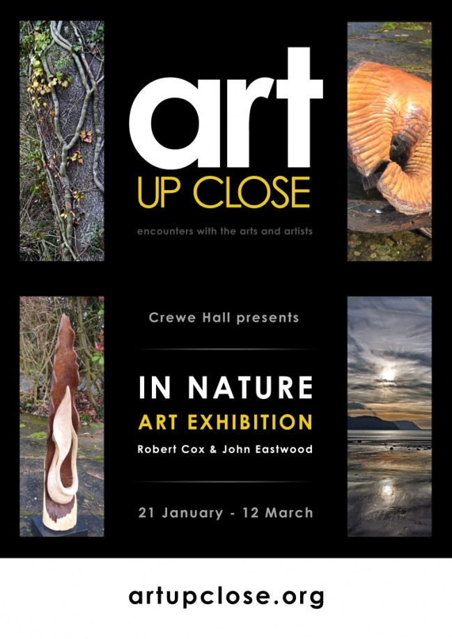 'In Nature' Exhibition @ Crewe Hall January - March 2013