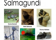 Salmagundi – Exhibition at Crewe Hall. 13th August – 29th October 2013