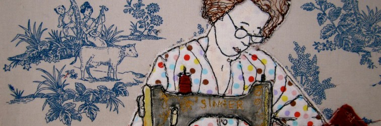 Maria Walker – Textiles and Mixed Media