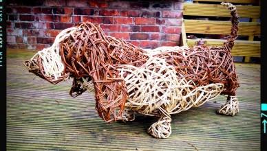 basset hound juliette walker
